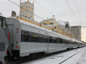 俄语入门学习 火车站买票情景对话