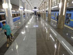 俄语人门学习 如何在地铁站买票
