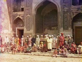 想看看100多年前的土库曼斯坦啥样?(1912年珍贵老照片)