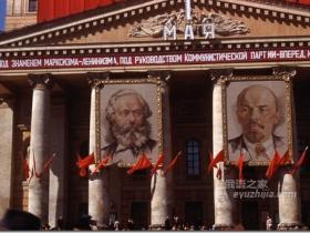 60年代苏联时期的莫斯科是什么样?(旧照片10张)