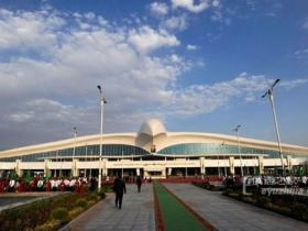 土库曼斯坦建了新机场!号称中亚最大(5P)