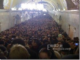 俄罗斯社会最包容的地方——莫斯科地铁!(25张)