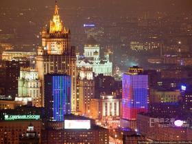 莫斯科高清大图写真 感受下俄罗斯最繁华的地方