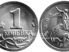 俄罗斯卢布之硬币介绍