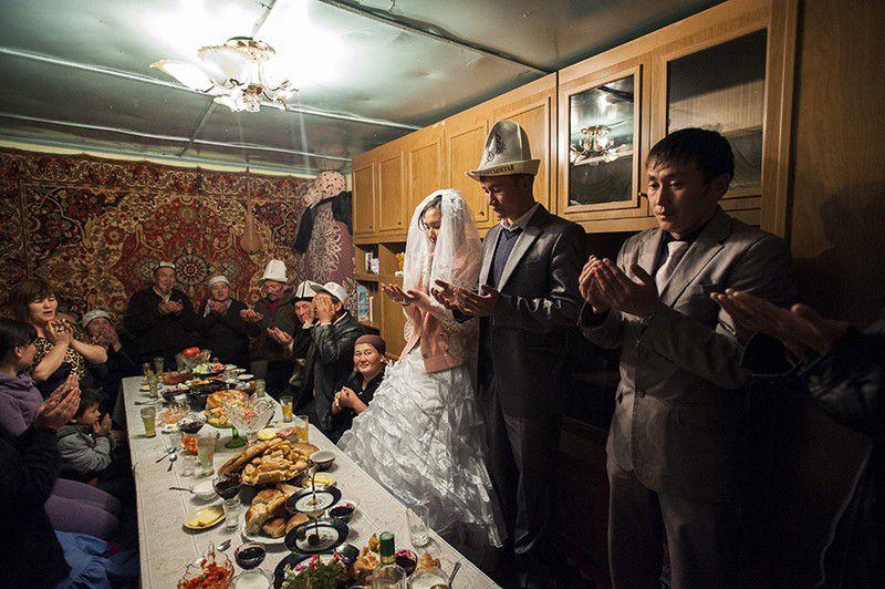 吉尔吉斯斯坦抢新娘1