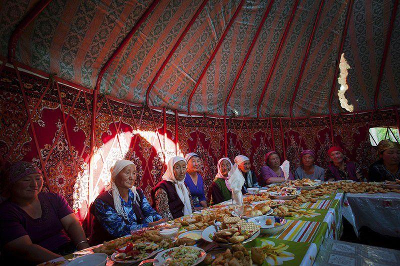 吉尔吉斯斯坦强新娘4