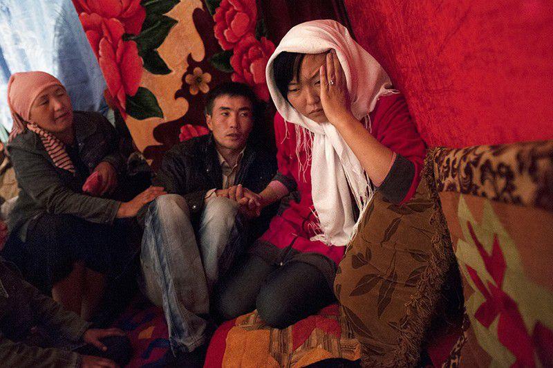 塔吉克斯坦新娘18