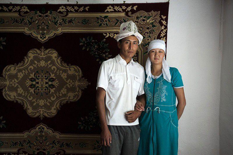 吉尔吉斯斯坦抢新娘22