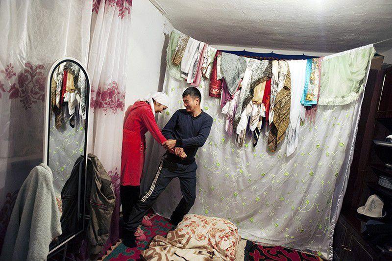 吉尔吉斯斯坦抢新娘26
