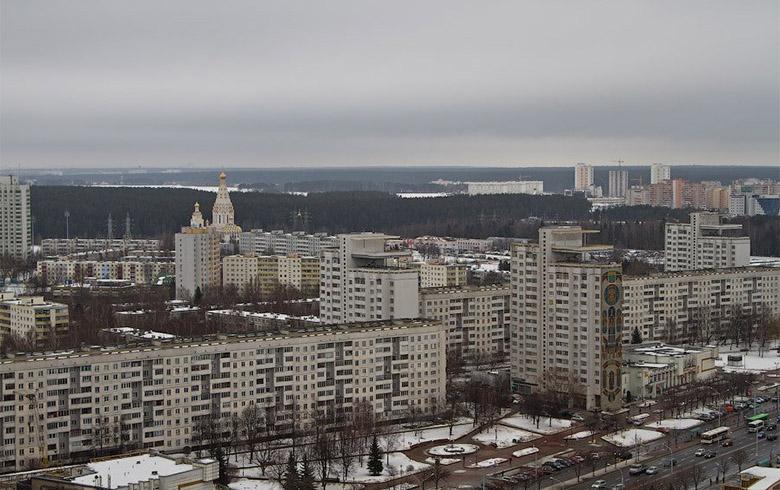 白俄罗斯国家图书馆探秘 一个宛如宝石的图书馆