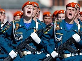 俄罗斯2014年莫斯科红场阅兵实况