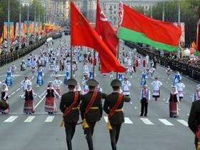 5月9日同属于俄罗斯、白俄罗斯、乌克兰、哈萨克斯坦的胜利日