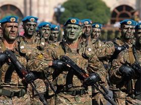 前苏联加盟国 亚美尼亚胜利日阅兵仪式