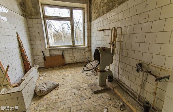 """探访切尔诺贝利核事故后的""""鬼城""""普里皮亚季(高清多图)"""