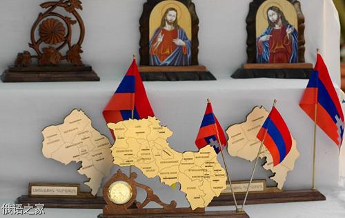 亚美尼亚首都埃里温01