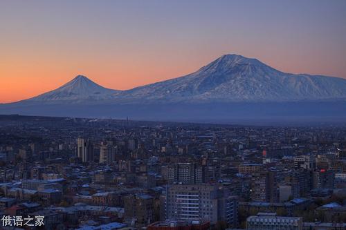 亚美尼亚首都埃里温02