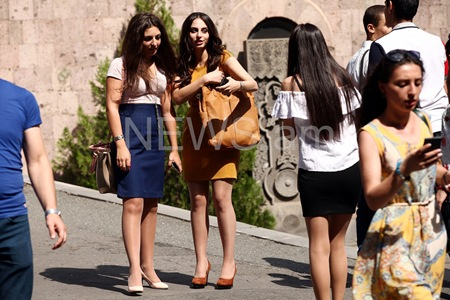 亚美尼亚美女06