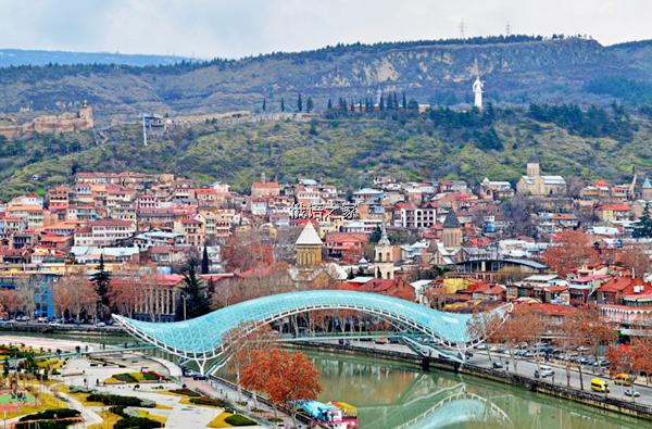格鲁吉亚首都第比利斯01