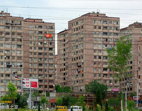 亚美尼亚首都埃里温03