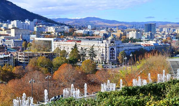 走进格鲁吉亚首都 第比利斯风景值得看(高清多图)