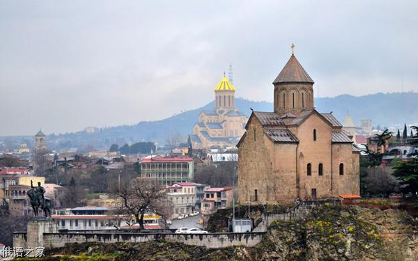 格鲁吉亚首都第比利斯05