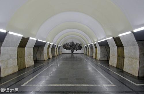 亚美尼亚首都埃里温地铁站06