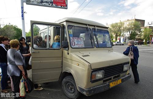 亚美尼亚首都埃里温07
