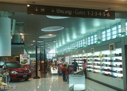 亚美尼亚首都埃里温国际机场及航班