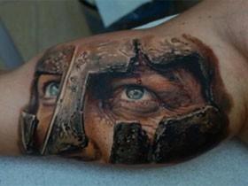 开眼界!乌克兰纹身大师超艺术的作品