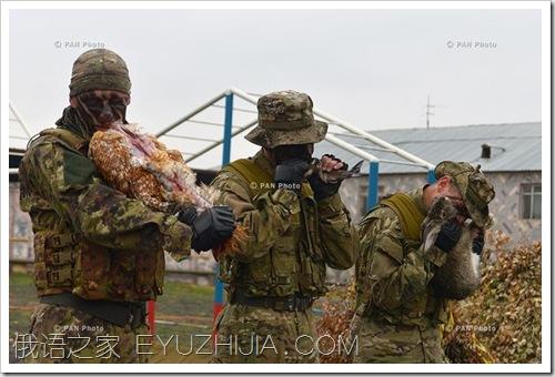 亚美尼亚特种部队06