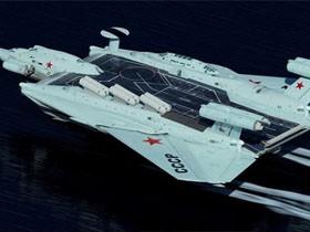 颠覆想象!苏联曾经计划造会飞的航空母舰