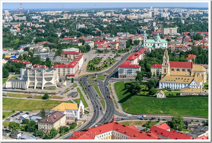 白俄罗斯小城市02