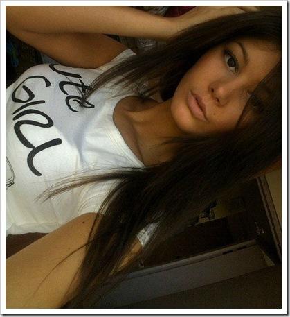 来自白俄罗斯的美女 光棍节福利