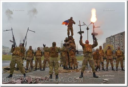 亚美尼亚特种部队02