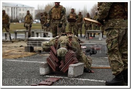 亚美尼亚特种部队09