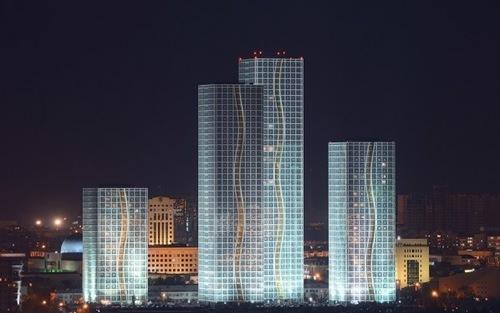 你知道吗?中亚五国中最富的国家是哈萨克斯坦