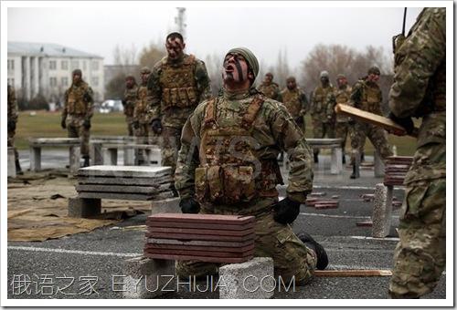 亚美尼亚特种部队08