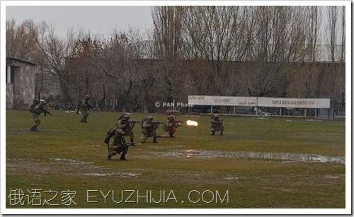 亚美尼亚特种部队10