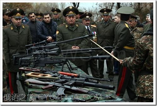 亚美尼亚特种部队03