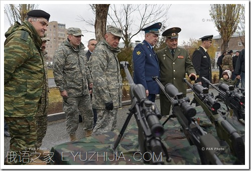 亚美尼亚特种部队04