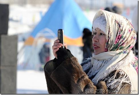 探访雅库特共和国的少数民族 长相亚洲人面孔