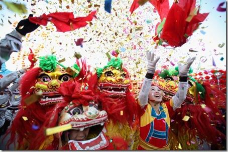 为啥有俄罗斯人很关注中国新年?俄罗斯人眼中的中国新年啥样?