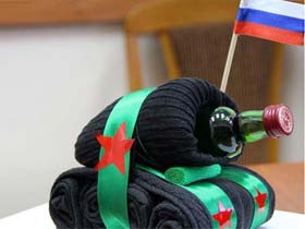 关于俄罗斯男人节-祖国保卫者日,你知道多少?