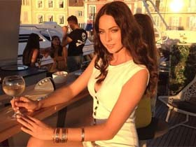 2014年俄罗斯小姐的生活照(6张)