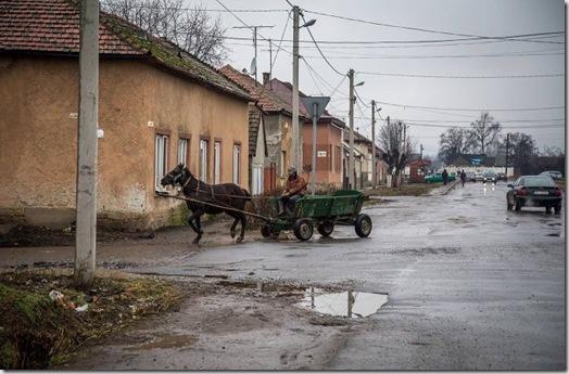 探访生活在乌克兰的吉普赛人