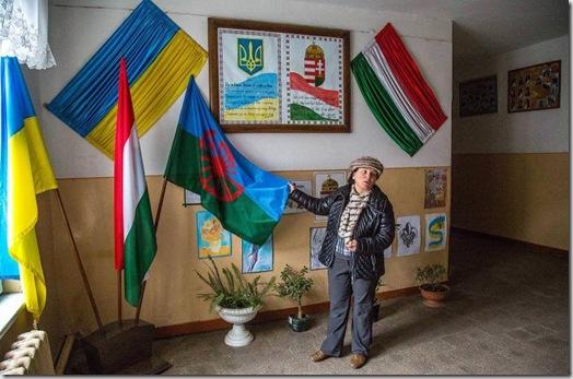 探访生活在乌克兰的吉普赛人集聚区