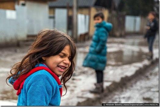 探访生活在乌克兰的吉普赛人11