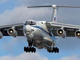 苏联痕迹 伊尔76运输机内部图