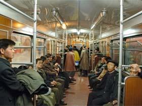 来自俄网的北朝鲜平壤地铁图(12P)
