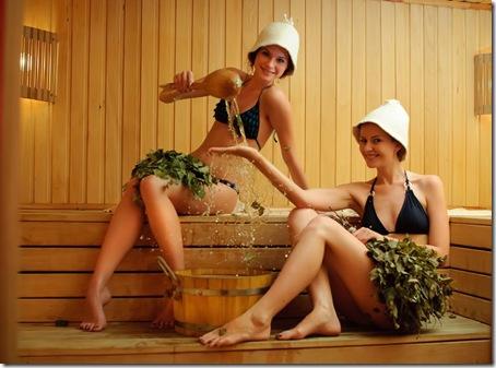『俄罗斯风情』不能不知道的俄罗斯澡堂文化
